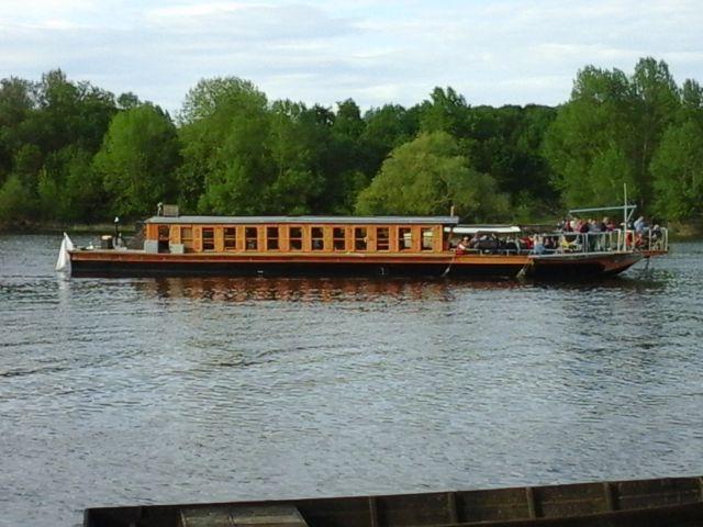 Ballade en bateau